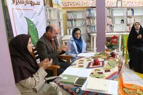 گزارش تصویری انجمن ادبی سروناز در کانون فارس