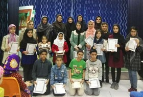 جشنواره نمایش کاغذی در مرکز فرهنگی هنری شماره 6 شیراز برگزار شد