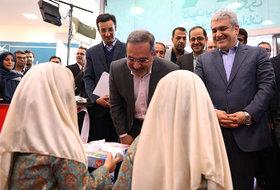 آیین گشایش چهارمین جشنواره ملی اسباببازی کانون