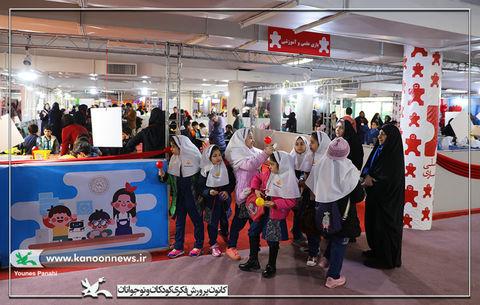 چهارمین جشنواره ملی اسباببازی کانون تمدید شد