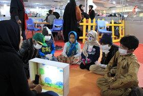 نگاهی به سومین روز از نمایشگاه ملی اسباب بازی کانون