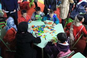 گردهمایی طراحان، در پنجمین روز از جشنواره ملی اسباببازی