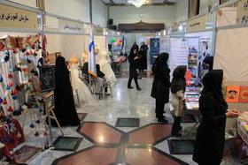 معرفی فعالیتهای مراکز فراگیر کانون تهران در نمایشگاه و کنفرانس ملی کودکان با نیازهای ویژه