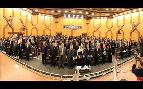 حضور مربیان کانون تهران در نخستین نمایشگاه و کنفرانس ملی کودک دارای معلولیت