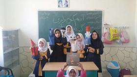 عروسکهای نمایش به روستاهای سمنان سفر کردند