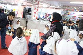 فعالیتهای بازی محور کانون، در نمایشگاه ملی اسباببازی معرفی شد