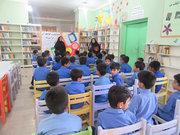ویژه برنامه هفته کتاب در مرکز فرهنگی هنری میناب