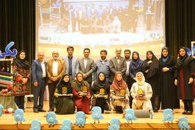 در مرحلهی منطقهای بیست و یکمین جشنواره بینالمللی قصهگویی حوزه سه کشور
