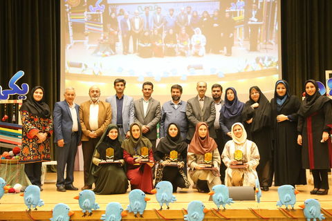 آیین اختتامیه بیست و یکمین جشنواره بینالمللی قصهگویی منطقه سه کشور در اهواز