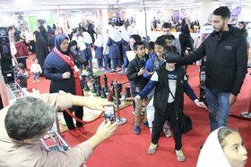 پنجمین روز از نمایشگاه ملی اسباب بازی کانون