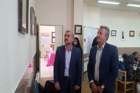 گشایش نمایشگاه «سایههای کرشمه» در کانون آرادان