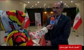انعکاس اختتامیه جشنواره قصه گویی منطقه 3 کشور در صدا و سیمای مرکز خوزستان