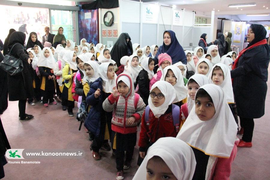 بازدید ۱۰هزار استقبالکننده از جشنواره ملی اسباببازی