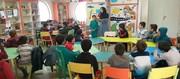 ویژه برنامه های مراکز فرهنگی و هنری کانون استان قزوین در هفته کتاب