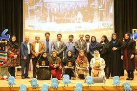قصهگوی فارس در جمع راهیافتگان به جشنواره ملی قصهگویی