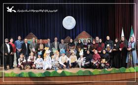 خراسان رضوی در صدر برگزیدگان مرحله منطقهای پنج بیستویکمین جشنواره قصهگویی کانون