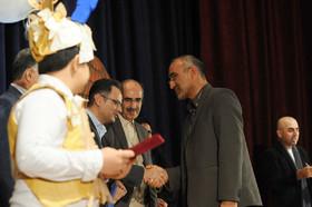 اعلام برگزیدگان جشنواره قصهگویی منطقه 5 کشوری