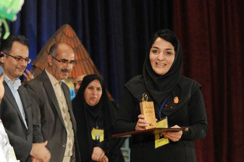 رتبه اول جشنوارهی قصهگویی منطقه ۵ کشور به قصهگوی البرز رسید