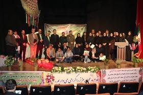 اعضای کارگاههای ادبی کانون گلستان خوش درخشیدند