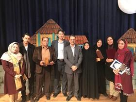 کانون خراسان رضوی در مرحله منطقهای بیستویکمین جشنواره قصهگویی درخشید