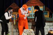تقدیر از گروه نمایشی پیرمرد، روباه و کلاغ
