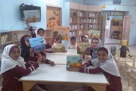 هفتهی کتاب در مرکز فرهنگیهنری کانون پرورش فکری بیارجمند به قلم دوربین