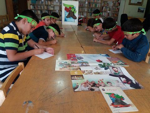 گرامیداشت هفته بسیج در مراکز کانون آذربایجان شرقی
