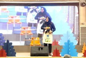 کسب رتبهی دوم مرحلهی منطقهای بیستویکمین جشنوارهی قصهگویی توسط مربی کانون پرورش فکری سیستان و بلوچستان