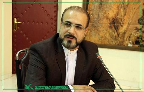 امیرحسین آزادیوفا، سرپرست کانون زبان ایران
