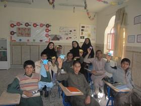 مرکز فراگیر کانون پرورش فکری سیستان و بلوچستان مهمان دانشآموزان دارای نیازهای ویژه