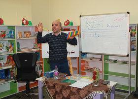 کارگاه آموزش سرود ویژهی مربیان کانون پرورش فکری هرمزگان برگزارشد