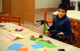 همزمان با روز جهانی معلولان
