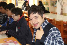 روز جهانی معلولین در مراکز فراگیر کانون آذربایجان شرقی