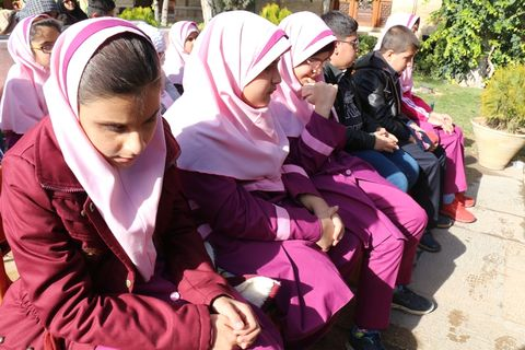 روز جهانی معلولین/ شیراز