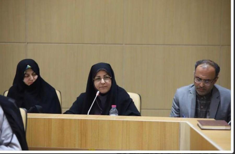دیدار مدیر کل کانون فارس با نماینده ولی فقیه