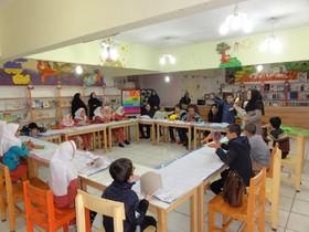 شادی،هدیه ی مرکز شماره ی یک یاسوج به کودکان با نیاز های ویژه
