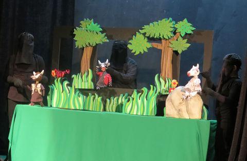 گزارش تصویری هجدهمین جشنواره استانی نمایش عروسکی در کانون قزوین