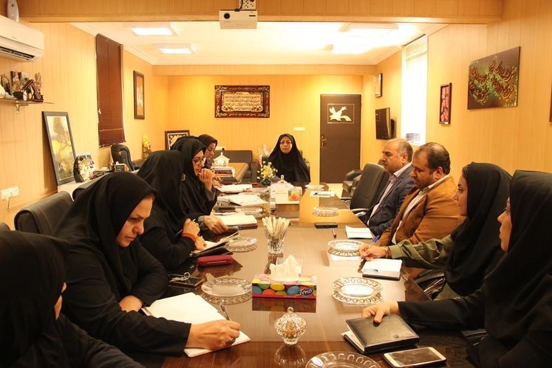 نخستین نشست هماهنگی ویژه برنامههای دههی فجر در کانون سیستان و بلوچستان