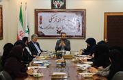 جلسه شورای فرهنگی کانون استان گیلان