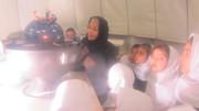 برگزاری کارگاه نجوم در مرکز فرهنگی هنری شمارهی یک زاهدان