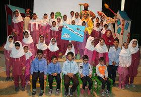 اجرای برنامههای شاد با حضور اعضای با نیازهای ویژه در مرکز فراگیر بندرعباس