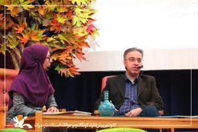 نشست ادبی دوپنجره در کانون مازندران