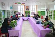نشست تخصصی انجمن ادبی کانون مازندران