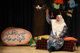 مادر بزرگ البرزی به مرحله نهایی جشنواره قصهگویی راه یافت