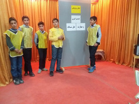ویژهبرنامههای مراکز کانون آذربایجانشرقی به مناسبت هفتهی پژوهش