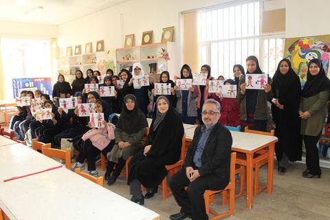 افتتاح نمایشگاه هفته بزرگداشت معلولان در مرکز فراگیر تبریز