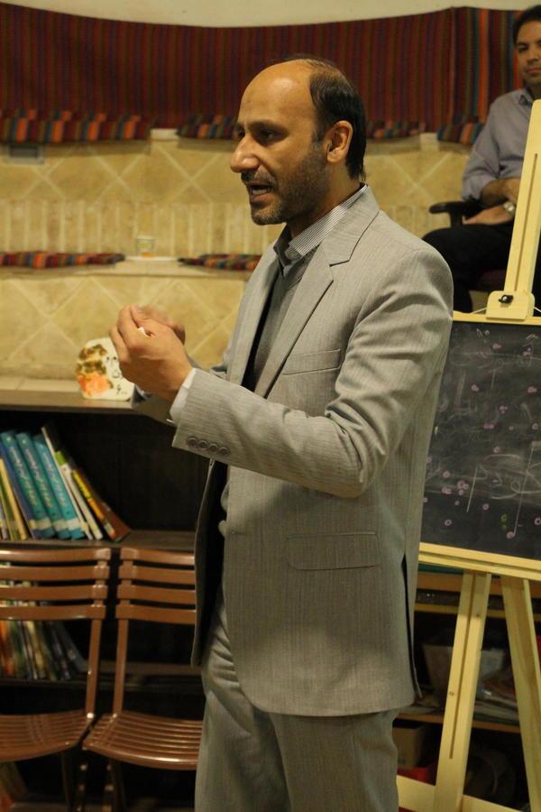 نشست آموزشی سواد رسانه ویژه کودکان و نوجوانان