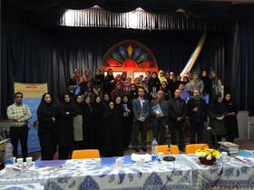 اجرای برنامههای فرهنگی کانون کاشان همزمان با جشنواره کتاب کودک