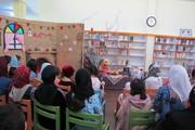استقبال از یلدا در مرکز شماره یک کانون کرج