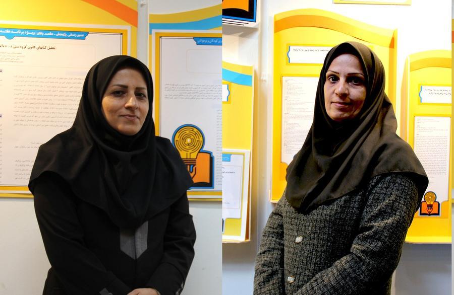 دو اثر پژوهشی مربیان کانون تهران، برگزیده و شایسته تقدیر شناخته شد